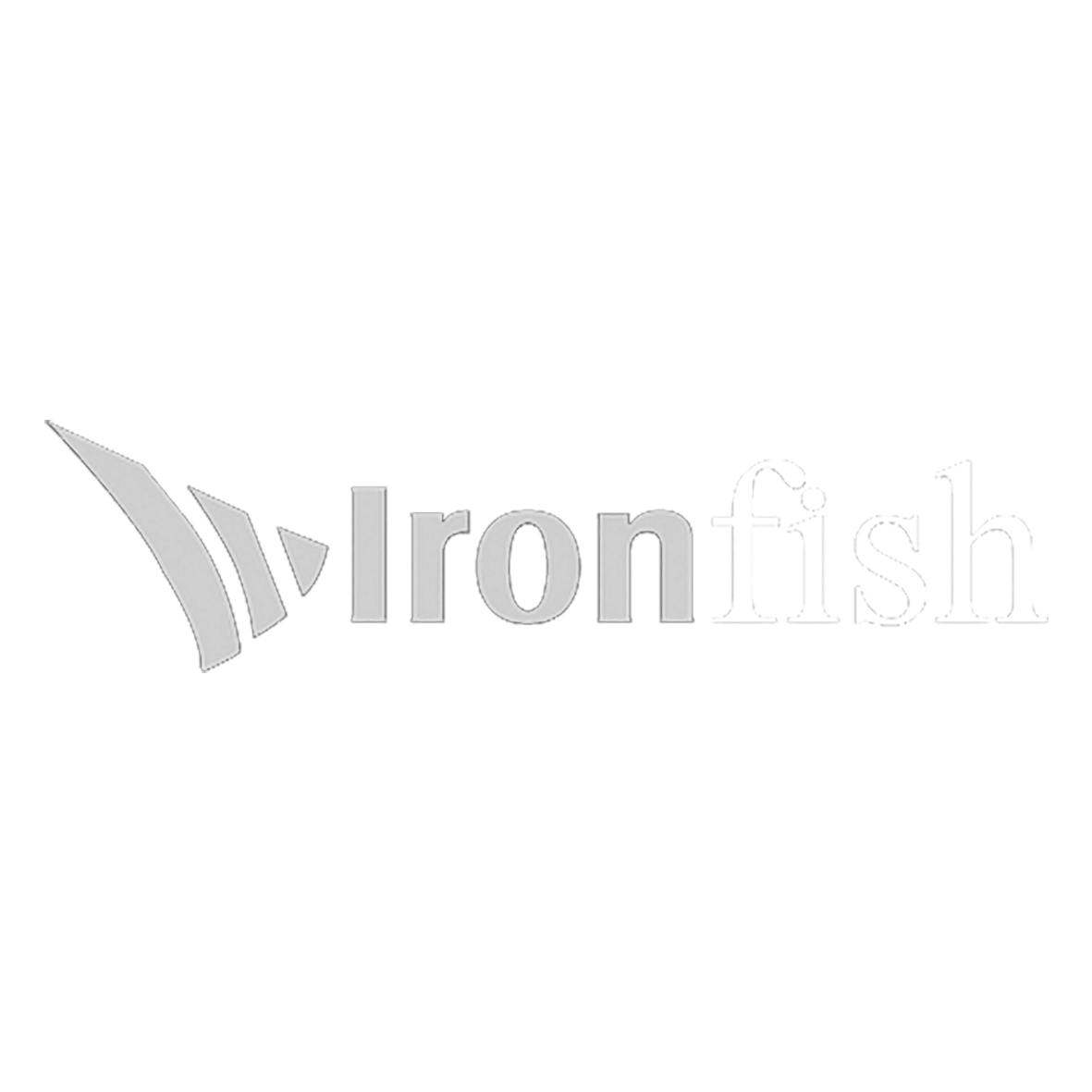 Ironfish-BW
