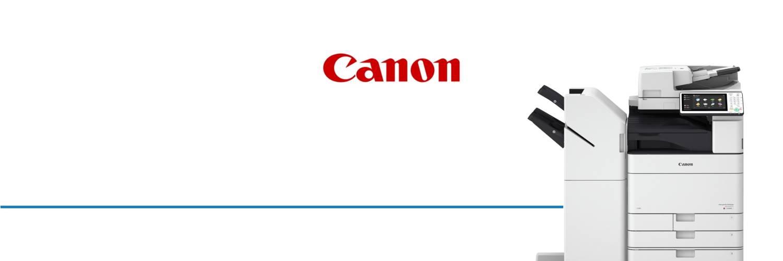 Canon banner