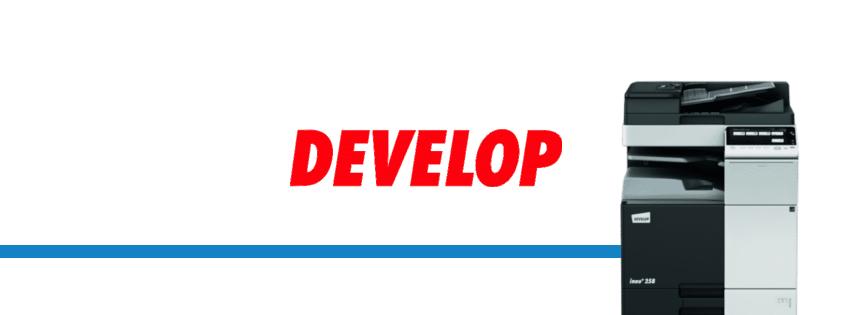 Develop Printer Header
